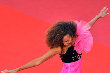 "Gelila Bekele ""Rocketman"" Red Carpet - The 72nd Annual Cannes Film Festival"