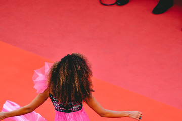 Gelila Bekele Colour Alternative View - The 72nd Annual Cannes Film Festival