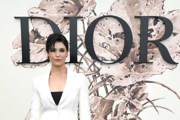 Gemma Arterton Christian Dior: Photocall - Paris Fashion Week - Haute Couture Fall/Winter 2017-2018