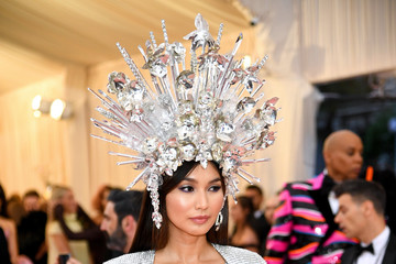 Gemma Chan The 2019 Met Gala Celebrating Camp: Notes On Fashion - Arrivals
