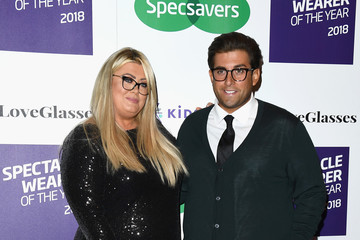 Gemma Collins 'Spectacle Wearer Of The Year' - Arrivals