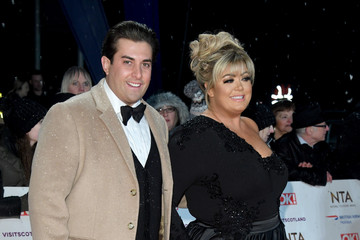 Gemma Collins National Television Awards 2019 - Red Carpet Arrivals