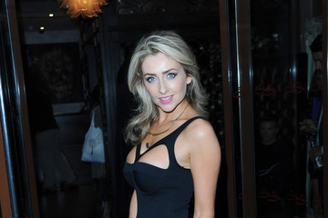 Gemma Merna Arrivals at the LBD Plan Launch Party
