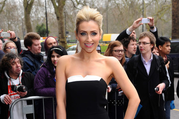 Gemma Merna Arrivals at the TRIC Awards