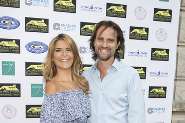 Gemma Oaten Paul Strank Charitable Trust Summer Party - Arrivals