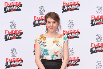Gemma Whelan Three Empire Awards - Red Carpet Arrivals
