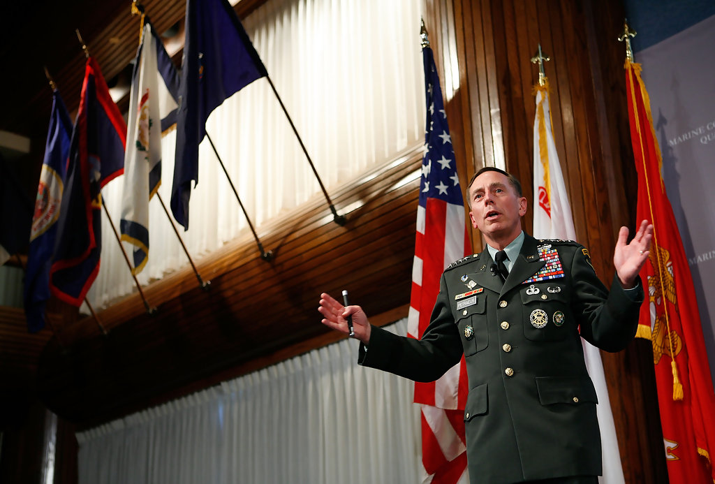 general david petraeus thesis on counterinsurgency The united states' approach to counterinsurgency, championed by general david petraeus, helped produce stunning results in parts of iraq and afghanistan in retrospect, however, the fuss over the doctrine seems overblown it achieved mere tactical successes and only in combination with other.
