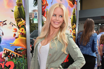 Gena Lee Nolin 'Cloudy with a Chance of Meatballs 2' Premieres in Westwood