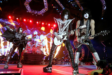 Gene Simmons KISS 40th Anniversary World Tour