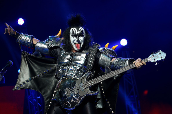 gene simmons pictures kiss performs at the perth arena zimbio. Black Bedroom Furniture Sets. Home Design Ideas