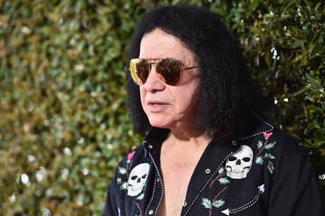 Gene Simmons John Varvatos 13th Annual Stuart House Benefit Presented by Chrysler With Kids' Tent by Hasbro Studios - Arrivals