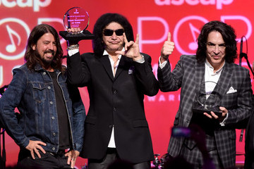 Gene Simmons 32nd Annual ASCAP Pop Music Awards - Show