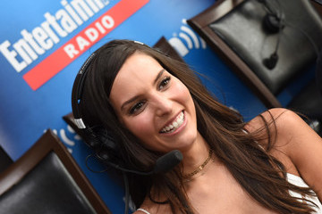 Genesis Rodriguez SiriusXM's Entertainment Weekly Radio Channel Broadcasts From Comic-Con 2016 - Day 3