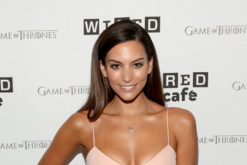 Genesis Rodriguez WIRED Cafe @ Comic Con - Day 2