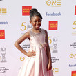 Genesis Tennon 50th NAACP Image Awards - Red Carpet