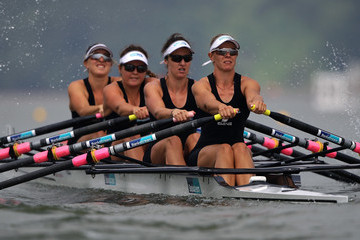 Genevieve Armstrong World Rowing Championships: Day 3