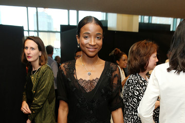 Genevieve Jones United Nations x Parley For The Oceans Launch Event - Inside