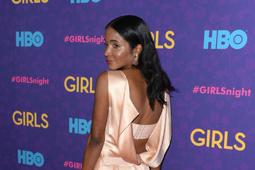 Genevieve Jones 'Girls' Season 3 Premiere Event — Part 2