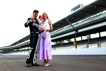 Genevieve Marie Crown Royal Presents The Curtiss Shaver 400 At The Brickyard