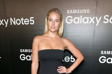 Genevieve Morton Samsung Celebrates The New Galaxy S6 edge+ And Galaxy Note5 in Los Angeles