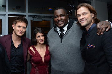 Genevieve Padalecki 39th Annual People's Choice Awards - Backstage And Audience