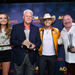 Geoff Emery 53rd Academy Of Country Music Awards Radio Awards Reception