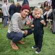 Geoff Stults Brooks Brothers Hosts Annual Holiday Celebration In Los Angeles To Benefit St. Jude - Inside