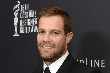 Geoff Stults Arrivals at the 16th Costume Designers Guild Awards