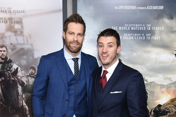 Geoff Stults '12 Strong' World Premiere