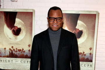 Geoffrey Fletcher 'Knight of Cups' New York Screening