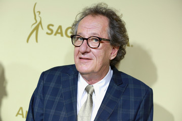 Geoffrey Rush The Hollywood Reporter And SAG-AFTRA Inaugural Emmy Nominees Night Presented By American Airlines, Breguet, And Dacor - Red Carpet