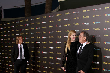 Geoffrey Rush 2015 G'DAY USA Gala Featuring The AACTA International Awards Presented By QANTAS