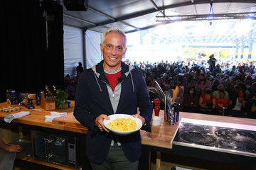 Geoffrey Zakarian Food Network & Cooking Channel New York City Wine & Food Festival presented by Capital One - Grand Tasting featuring Culinary Demonstrations presented by Liebherr Appliances