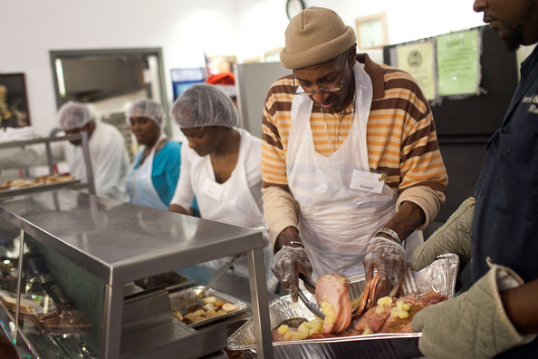 Wonderful New York Soup Kitchen Serves Meals To Cityu0027s Needy During The Holidays Awesome Ideas