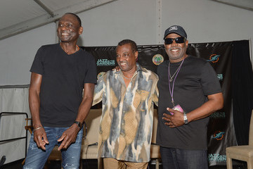 George Brown 11th Annual Jazz in the Gardens Music Festival - Day 1