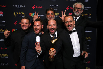 George Calombaris 7th AACTA Awards Presented by Foxtel | Media Room