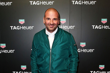 George Calombaris TAG Heuer Grand Prix Party