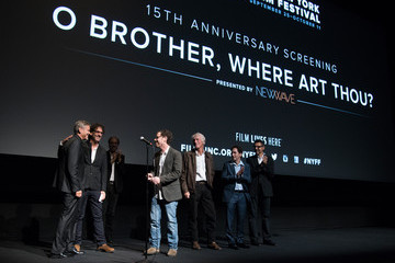 George Clooney 53rd New York Film Festival - 'O Brother, Where Art Thou?' 15th Anniversary Screening - Cast Introduction