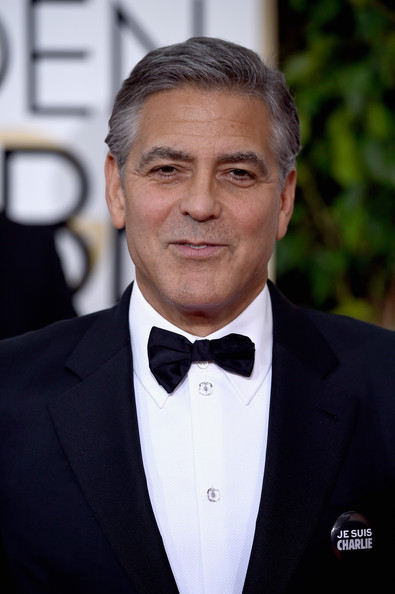 George Clooney at the Golden Globes January 2015 - Page 6 George+Clooney+Arrivals+Golden+Globe+Awards+LKkM07RH-dQl