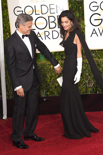 George Clooney at the Golden Globes January 2015 - Page 6 George+Clooney+Arrivals+Golden+Globe+Awards+iuItFd8i1q6l