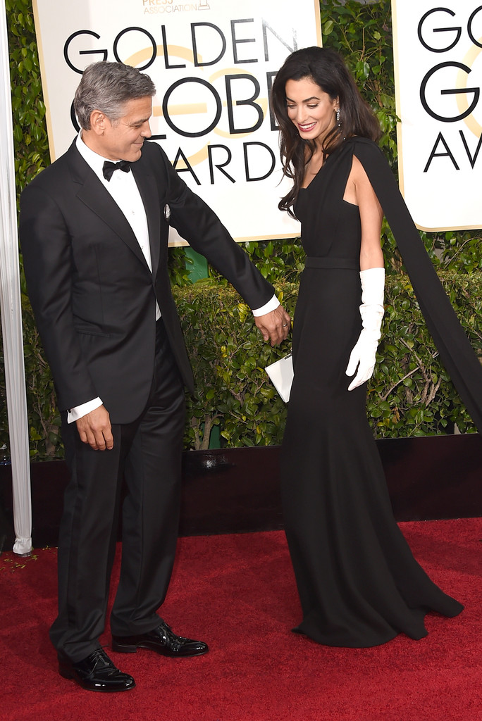 George Clooney at the Golden Globes January 2015 - Page 6 George+Clooney+Arrivals+Golden+Globe+Awards+iuItFd8i1q6x