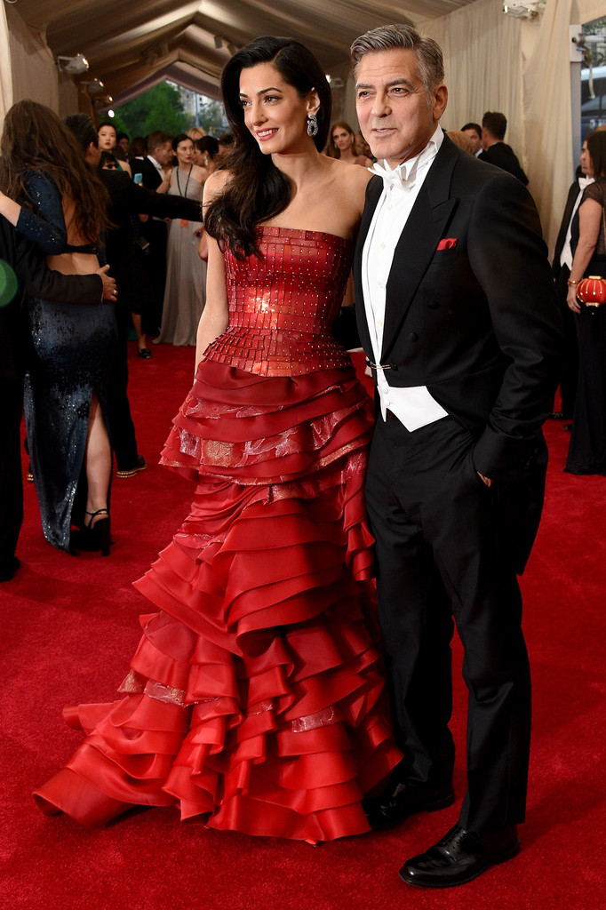 George Clooney at the Met Gala 4th May 2015 George+Clooney+China+Through+Looking+Glass+7dSc7EUPfthx