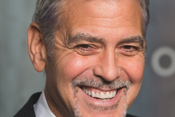 George Clooney Lost in Space - Anniversary party