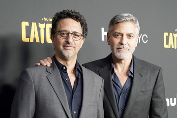 George Clooney Grant Heslov 2019 Getty Entertainment - Social Ready Content