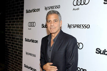 George Clooney 'Suburbicon' Premiere Party Hosted by Nespresso and Audi