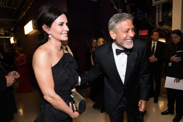 George Clooney American Film Institute's 46th Life Achievement Award Gala Tribute To George Clooney - Backstage