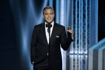 George Clooney 72nd Annual Golden Globe Awards Show