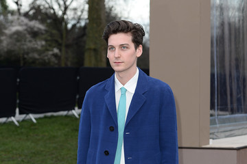 George Craig Arrivals at the Burberry Prorsum Menswear Show — Part 5