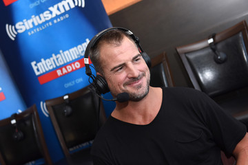 George Eads SiriusXM's Entertainment Weekly Radio Channel Broadcasts From Comic-Con 2016 - Day 1