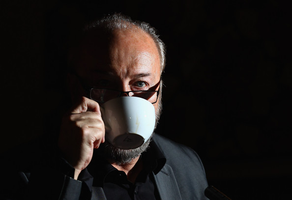 Respect Party Leader George Galloway Speaks Ahead Of The Scottish Parliamentary Elections